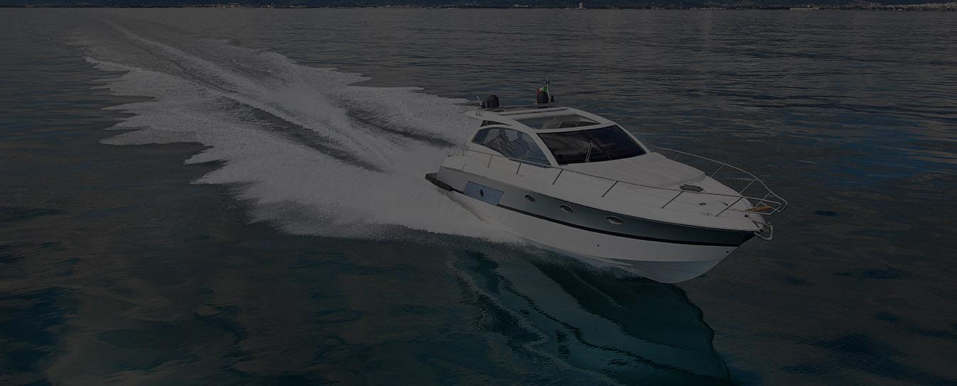 Bootfahren wie ein Boss